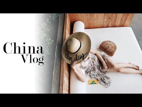 【Alma哟】跟我回国吧!!!三亚➡️哈尔滨=温差60度的Vlog❤️China Vlog