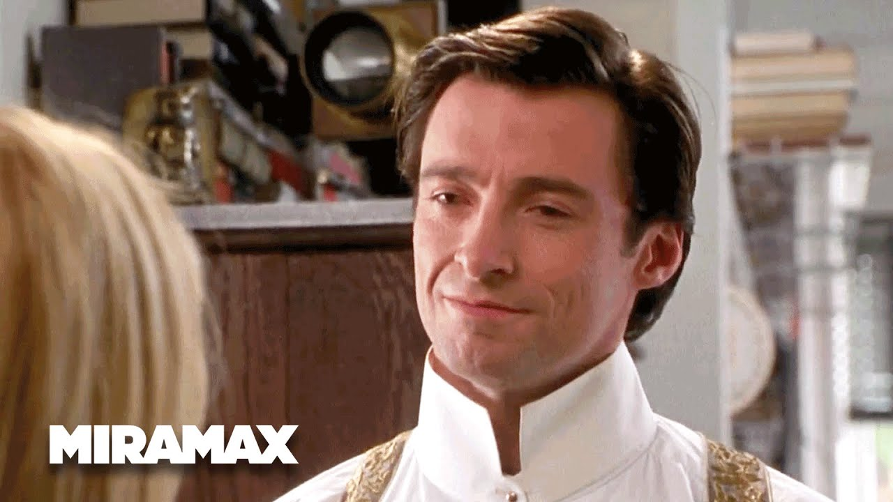 Kate & Leopold - A Woman in Trousers