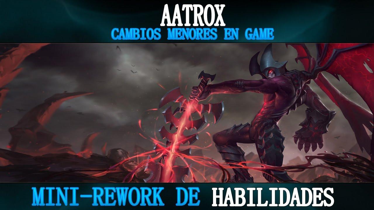 Reworked Aatrox
