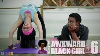 Awkward Black Girl - The Waiter (S. 2, Ep. 6)