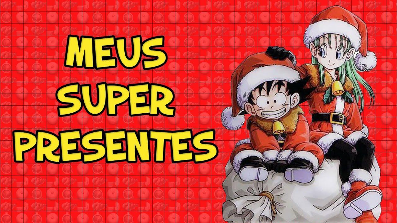 🎬 Vlog - Meus SUPER Presentes -DBOBrasil MMORPG