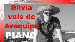 Silvia - Vals de Arequipa - Music of Peru Piano