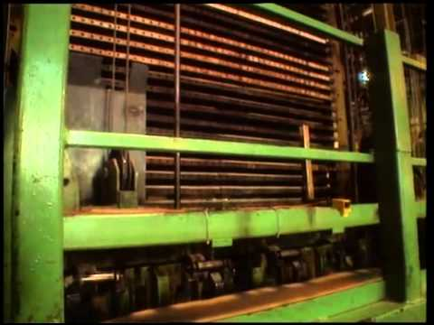 Tour Of The Georgia Pacific Plywood Plant