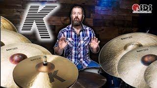 Zildjian K Sweet Cymbals Demo