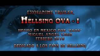 Exosanime Trailer Hellsing Ultimate 1 [2010]
