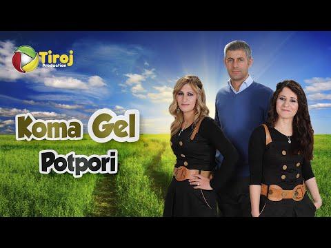 Koma Gel - Muhteşem Kürtçe Halay Potpori 2018