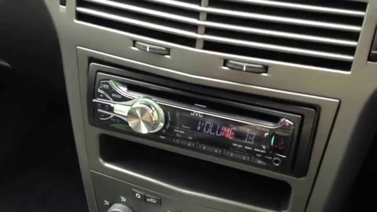 Vauxhall opel astra h mk5 1 din sterio youtube for Astra h tablet install