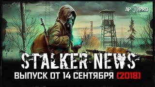 STALKER NEWS (Выпуск от 14.09.18)