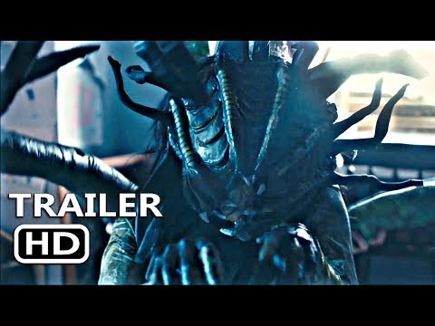 BOOK OF MONSTERS Red Band Trailer (2019) Horror Movie