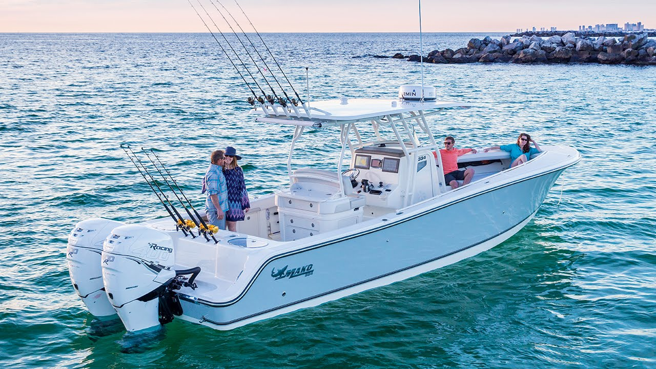 Image gallery new offshore fishing boats for Offshore fishing boats