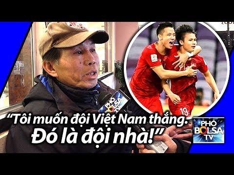 """Cư dân gốc Việt ở San Jose: """"Tôi muốn đội Việt Nam thắng!"""""""