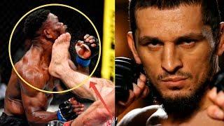 БЕЗУМНЫЕ НОКАУТЫ НА UFC MOSCOW! АНКАЛАЕВ В СТИЛЕ АНДЕРСОНА СИЛЬВА, И ОБЗОР БОЯ ИМАДАЕВА!