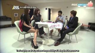 [ABMSUBS] MBLAQ @ Idol Manager Ep 1 (2/4)