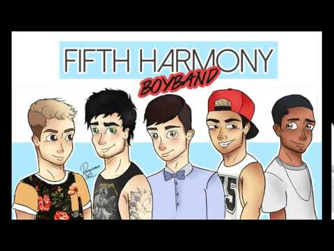 Fifth Harmony - Lego House (Ed Sheeran cover) [Male Version]