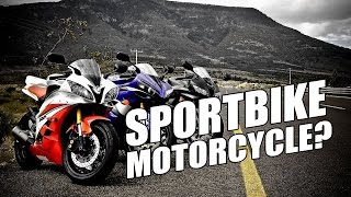 600cc Sportbike First Motorcycle? - Yamaha R6