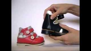 детская ортопедическая обувь totto FA(, 2013-11-15T20:46:54.000Z)