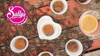 Tiramisu-Kugeln / einfaches 15 Minuten Rezept / Tiramisu Bites
