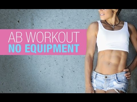 """bodyweight abs workout best """"no equipment"""" ab exercises"""