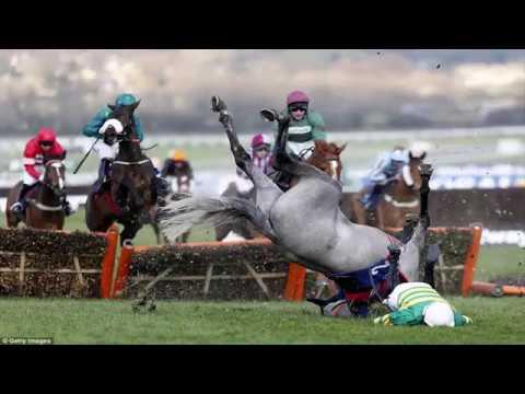 Top 5 worst jockey falls