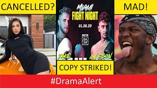 James Charles CANCELED? #DramaAlert Jake Paul CopySTRIKED Gib! KSI, W2S MAD!!