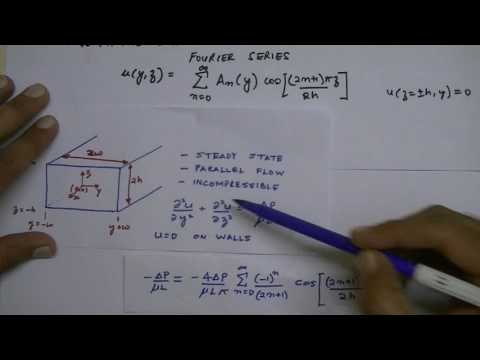 Lecture 6: Flow in rectangular cross-section channel