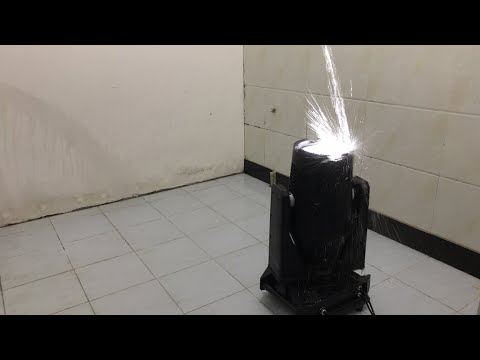 Ourdoor beam 440w waterproof moving head light