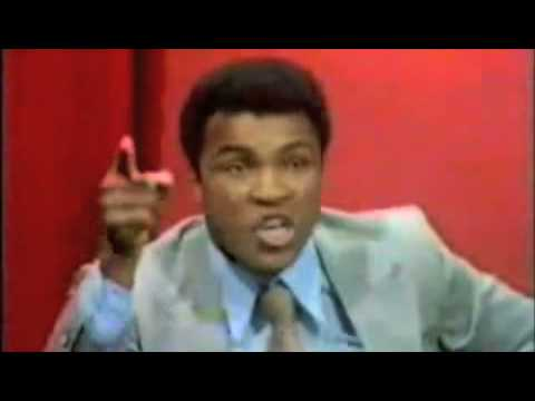 Muhammad Ali - Parkinson interview P4