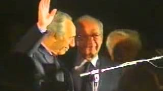 Yitzhak Rabin Assassination 1995