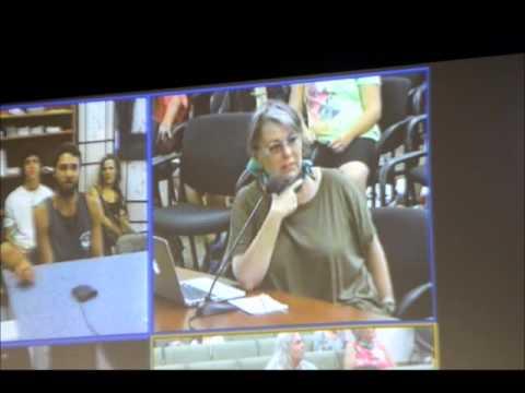 Roseanne Barr on GMOs Hawaii Co Council