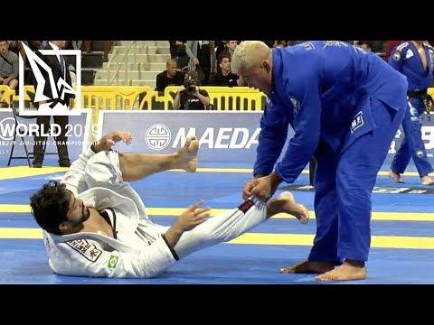 Kaynan Duarte VS Dimitrius Souza / World Championship 2019