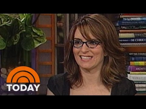 Watch Tina Fey Talk 'Mean Girls' On TODAY In 2004 | Flashback | TODAY