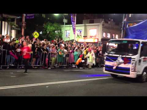 SYDNEY MARDI GRAS PARADE 2013 HD Part 2/2
