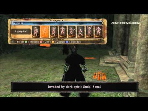 my Nightmare vs. my Friends List (Dark Souls 2, High SL Duels)