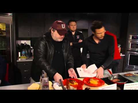 The Artie Lange Show - Rocco DiSpirito (in-studio)