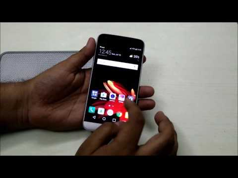 How To Hide Photos In Gallery On LG G5 | Content Lock Feature On LG G5