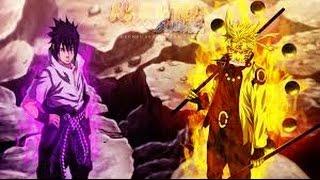 Naruto & Sasuke vs Six Paths Madara [AMV]