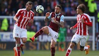 Video Gol Pertandingan Burnley vs Stoke City