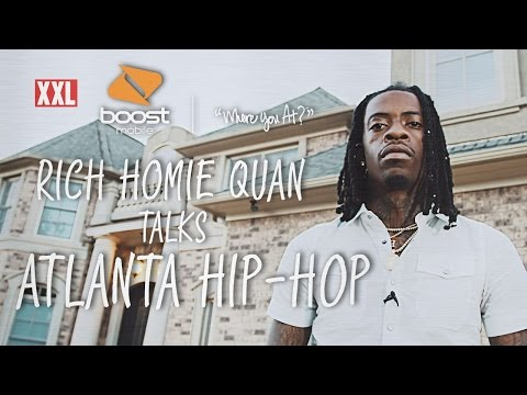 Rich Homie Quan Discusses His History With Atlanta Hip-Hop