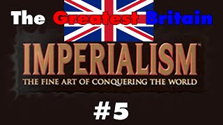 Running Away with the Game - The Greatest Britain (Imperialism)