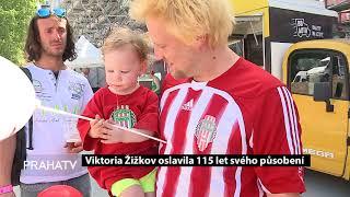 Viktoria Žižkov oslavila 115 let svého působení