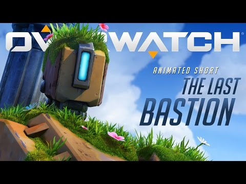 "Overwatch Animated Short | ""The Last Bastion"""