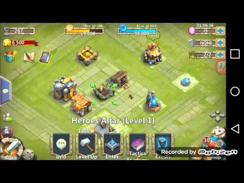 Castle Clash Cupid Roll