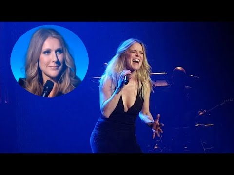 Céline Dion Reacting To The Best IMITATION Of Herself! Mp3