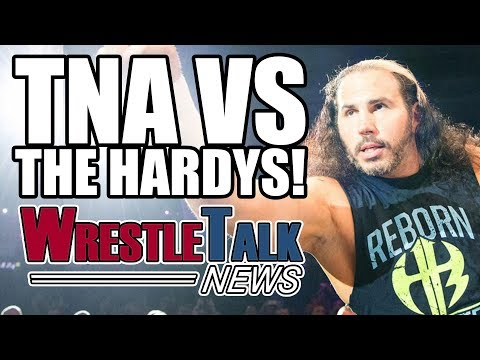 WWE Don't Want Broken Hardys Gimmick? TNA Vs Matt & Jeff Hardy! | WrestleTalk News May 2017