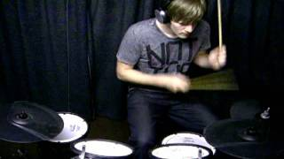 Joey Wojcik: Joe Jonas - See no more DRUM COVER