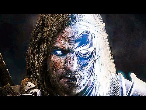 MIDDLE EARTH Shadow of War TRAILER (Lord of the Rings Game - 2017)