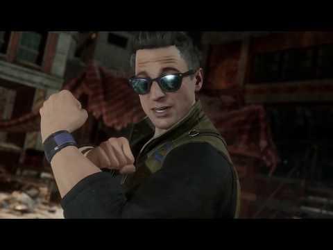 Mortal Kombat 11  - Johnny  Cage Reveal Gameplay thumbnail