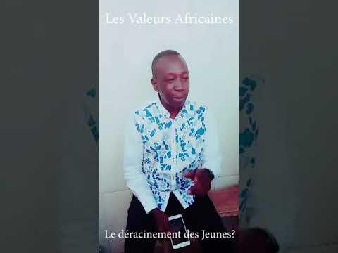 Les Valeurs Africaines
