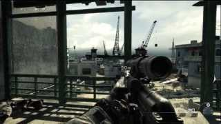 Call Of Duty Modern Warfare 3 Spec Ops Mission *Hit an Run* MW3 Xbox 360 Gameplay