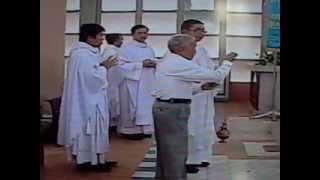 Lễ Đức Mẹ núi Camelo bổn mạng Giáo họ Gò Xoài tổ chức tại nhà thờ Thị Nghè Sài Gòn 16.7.2014 .